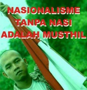 endik dan nasionalismenya